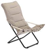 Кресло пляжное FIESTA soft бежевый, фото 1