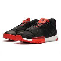 Баскетбольные кроссовки Adidas Harden Vol.3 red-black