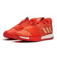 Баскетбольные кроссовки Adidas Harden Vol.3 red