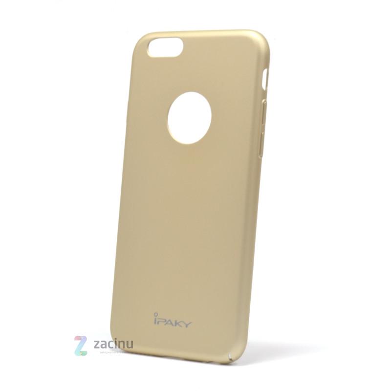 Чохол-накладка iPaky для iPhone 6/6S Metal Plating ser. Золотистий