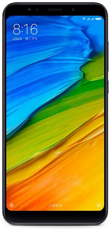 Смартфон Xiaomi Redmi 5 Plus 3/32 Black (AU)