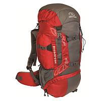 Рюкзак туристичний Highlander Discovery 65 Red, фото 1