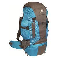 Рюкзак туристичний Highlander Discovery 65 Blue, фото 1