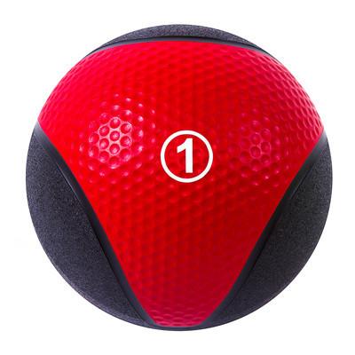 Мяч медбол (медицинский) 1 кг IronMaster