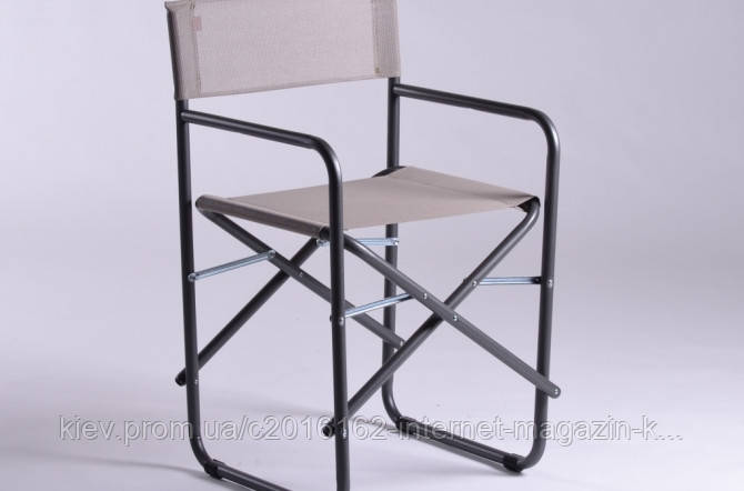 Кресло режиссерское раскладное REGISTA черное