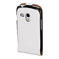 Чохол-фліп Hama для Samsung i8190 S3 mini Smart Case. Білий, фото 3
