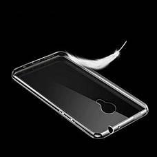 Чохол-накладка TPU для Meizu MX5 Ultra-thin ser. Прозорий/безколірний, фото 2