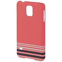 Чохол-накладка Hama для Samsung G900 S5 Primrose ser. Рожевий