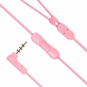 Наушники Remax RM505 Candy ser.розовый, фото 2
