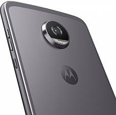 Смартфон MOTOROLA Moto Z2 Play (XT1710-09) 64Gb Dual Sim (Cірий), фото 2