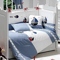 Как выбрать постельное белье для новорожденного.