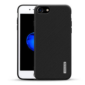 "Чохол-накладка Nillkin для iPhone 7 (4.7"") Eton ser. Чорний, фото 2"