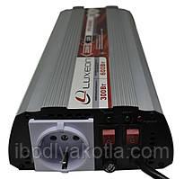 Инвертор напряжения Luxeon IPS-600MC, преобразователь 12 в 220