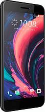 Смартфон HTC One (X10) Dual Sim Black (чорний), фото 2