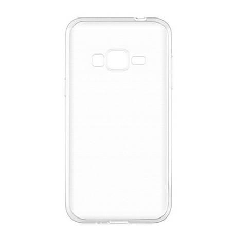 Чехол накладка TPU для Samsung G530H / G531H Ultra thin ser. Прозрачный / бесцветный, фото 2