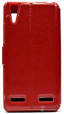 Чохол-книжка для Lenovo A6000/ A6010/ A6000+/ A6010+/ K3 Червоний, фото 3