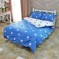 Комплект постельного белья Moorvin Сатин Евро 240х215 КОД: 646462