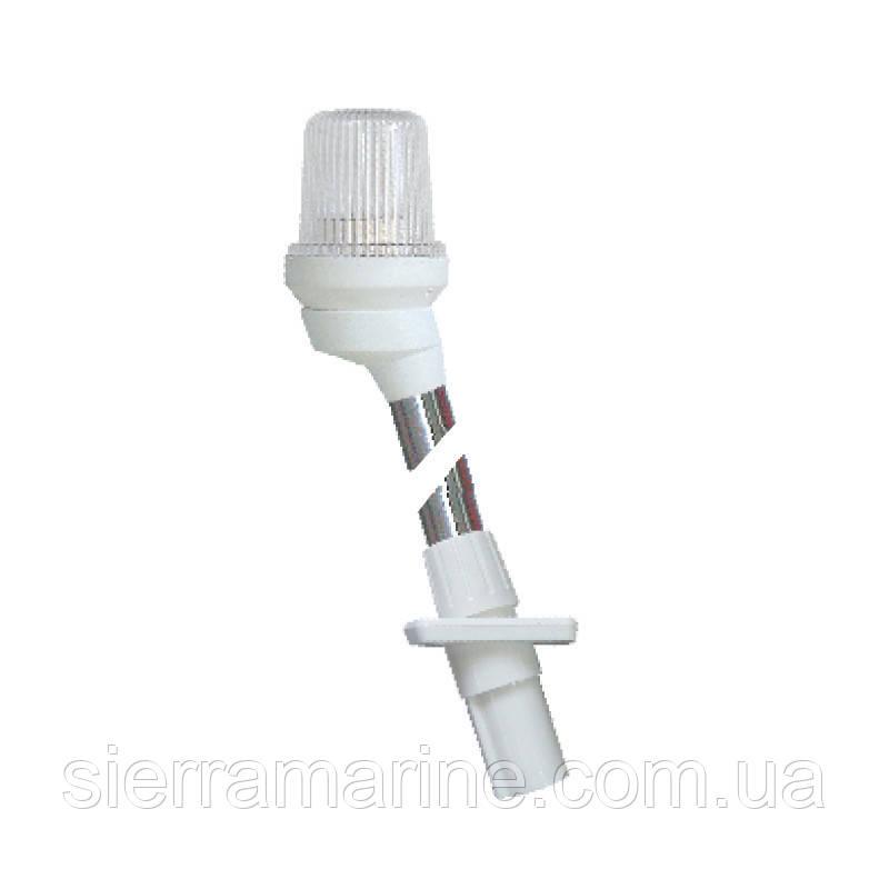Знімний клотиковый вогонь, білий корпус корпус, білий колір, 105 см