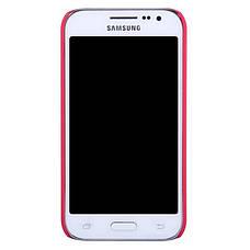 Чохол-накладка Nillkin для Samsung G360H/ G361H/ Core Prime Duos/ Matte ser./ + плівка/ Червоний, фото 3