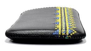 Чехол футляр Brier Универсальный (140 х 75 х 10 мм) Черный, фото 2