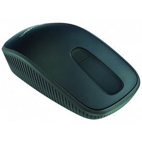 Мишка Logitech Wireless Touch Mouse T400 BLACK, фото 2