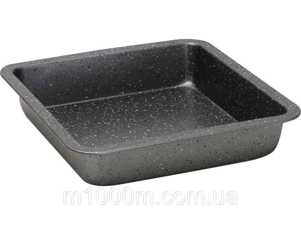 Форма для выпечки квадратная 22.5X22.5X4.5см Bergner BG-5439
