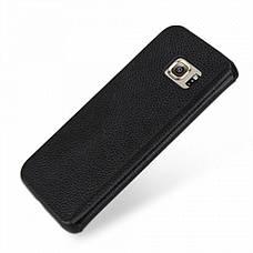 Чохол-книжка TETDED для Samsung G925F S6 Edge Чорний, фото 3