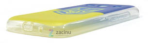 Чохол-накладка для Samsung G350 Герб Синьо-жовтий, фото 2
