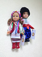 Куклы украинцы пара