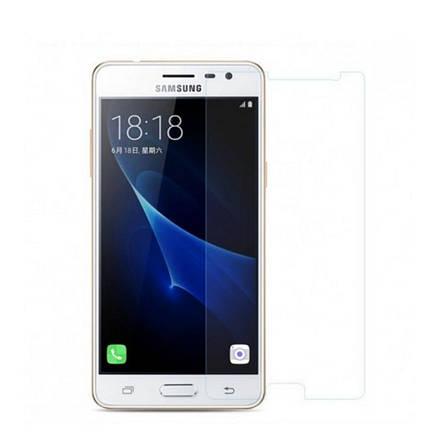 Захисне Скло U-Glass для Samsung J310 J3 Pro 0.33mm (H+) Прозоре, фото 2