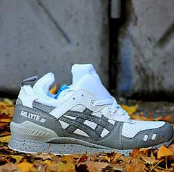 Зимние мужские кроссовки Asics Gel Lyte MT White 41-45рр. Живое фото (Реплика ААА+)