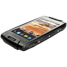 Смартфон  SIGMA X-treme PQ25 Чорний(Black), фото 2