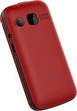 Мобільний телефон Nomi i246 Red (Червоний), фото 2