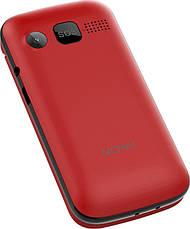 Мобільний телефон Nomi i246 Red (Червоний), фото 3