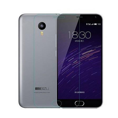 Захисне Скло U-Glass для Meizu M2 Note 0.33mm (H+) Прозоре, фото 2