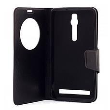 Чохол-книжка TPU для Asus ZenFone 2 (ZE551ML/ZE550ML) Чорний, фото 2