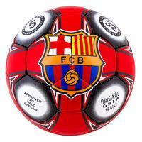 Мяч футбольный Grippy G-14 FC Barc, красно/черный
