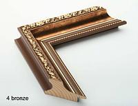 Деревянный багет для картин и зеркал