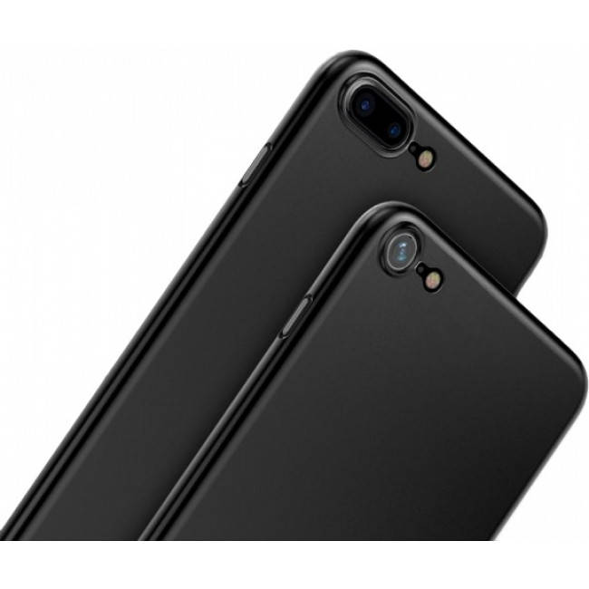 Чехол Baseus iPhone 7/8+ Wing Black