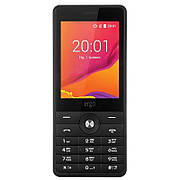 Мобільний телефон ERGO F281 Link (чорний)
