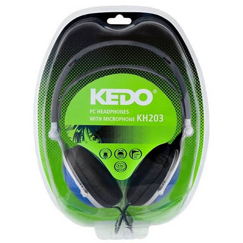 Навушники Kedo KH 203, фото 2