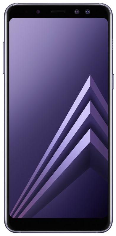 Смартфон SAMSUNG SM-A530F Galaxy A8 Duos ZVD (orchid grey)