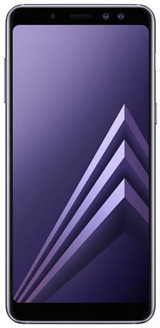 Смартфон SAMSUNG SM-A530F Galaxy A8 Duos ZVD (orchid grey), фото 2