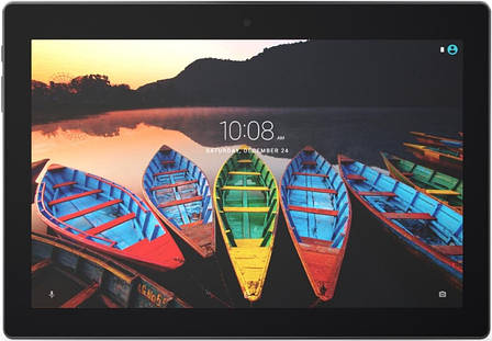 Планшет LENOVO TAB3 10 Plus (X70F) WiFi 16GB Black (ZA0X0066UA), фото 2