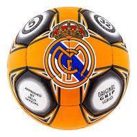 Мяч футбольный Grippy G-14 RM, оранжевый/черный