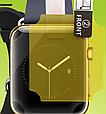 Защитная пленка 3D для Apple Watch Series 1/2/3 42mm, фото 3