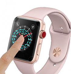 Защитная пленка 3D для Apple Watch Series 1/2/3 38mm
