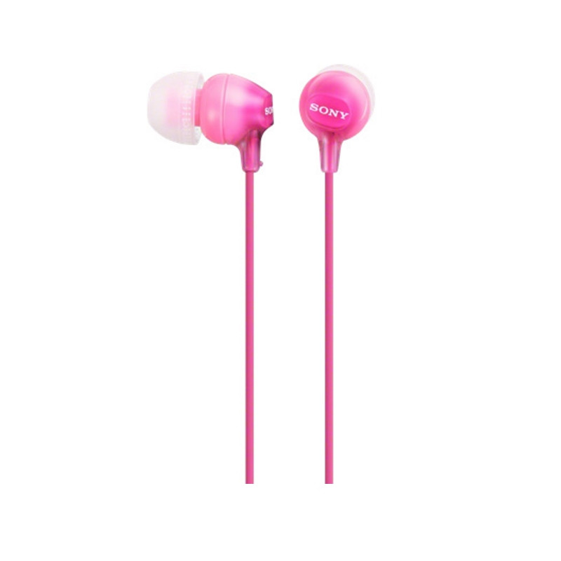 Навушники SONY MDR-EX15AP Pink