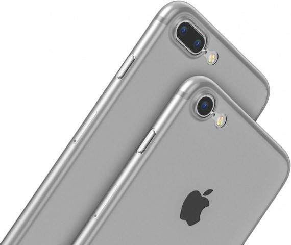 Чехол Baseus iPhone 7/8+ Wing White