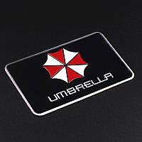 3D эмблема Umbrella corporation 7, фото 1
